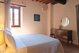 Canale double bedroom