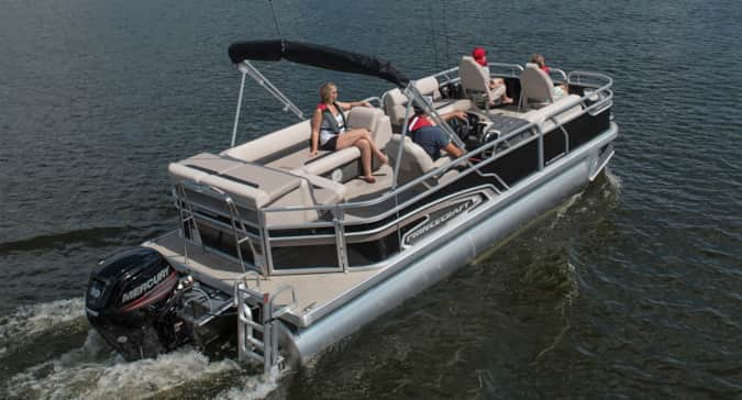 Rideau Cruiser #1 boat rental - Boat House in Elgin
