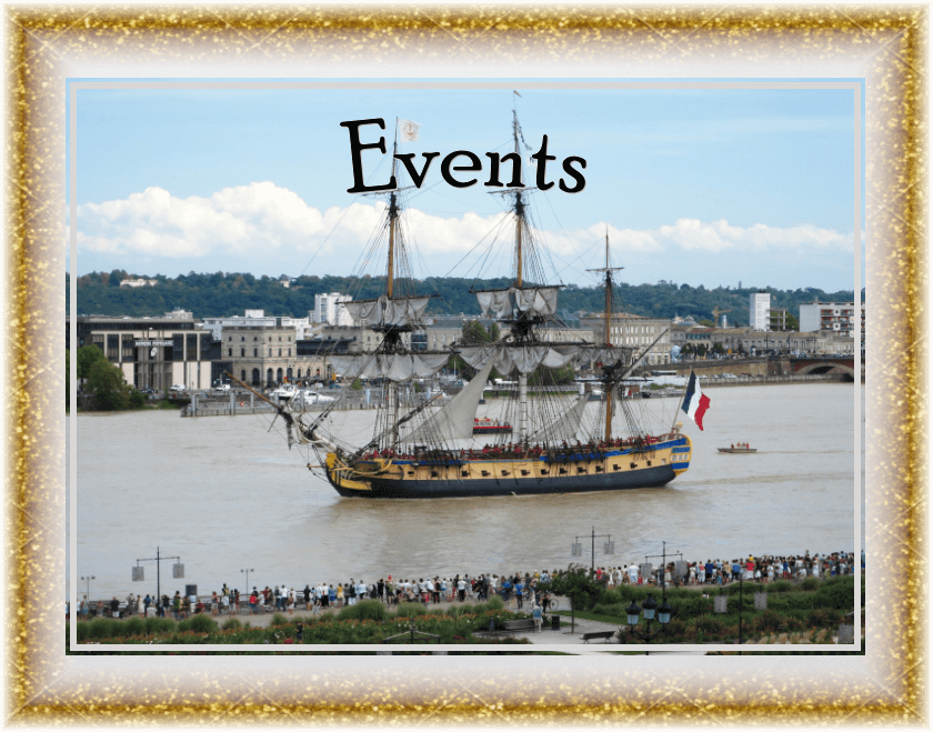 Bordeaux Agenda Events Outings