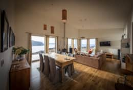 seamless dining and living luxury self catering skye