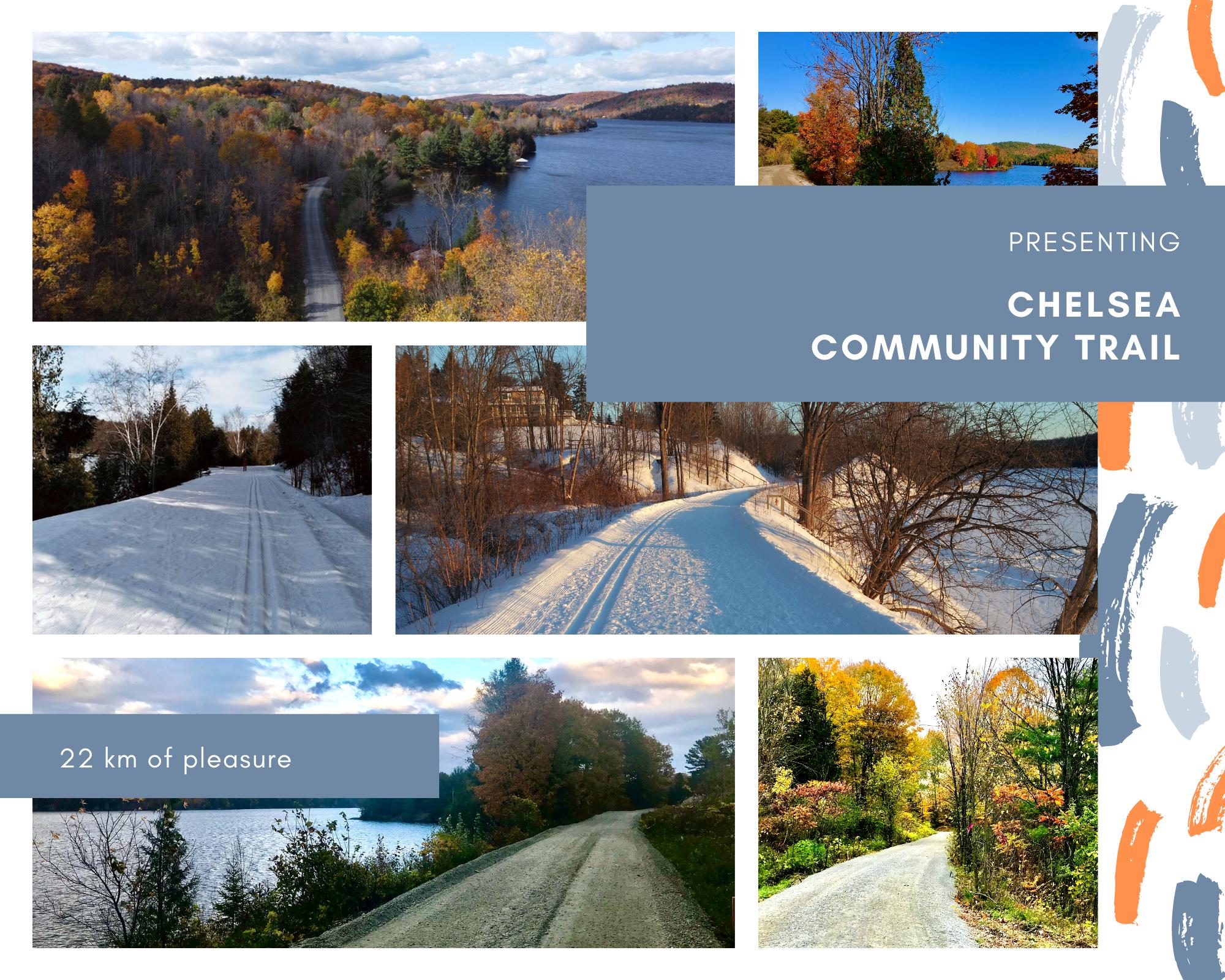 Chelsea Community Trail