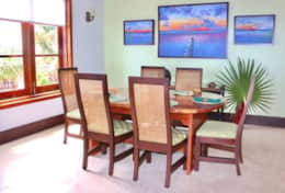 Photo - la Beliza dining room