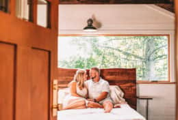 Nest Treehouse Asheville Glamping