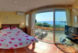 location villas fautea villa capo di stelle bedroom 4