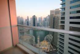 Views of Dubai Marina