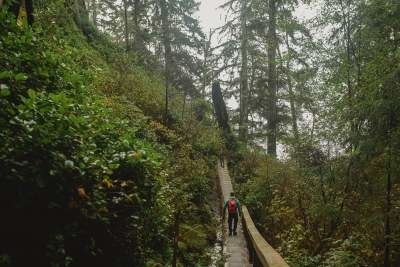 Vacation rental for hiking in Port Renfrew