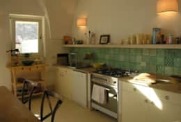 Swedish Home - fully equipped kitchen - Depressa di Tricase - Salento