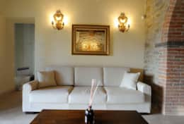Living-room---Villa-Fonte---Trasimeno-Lake