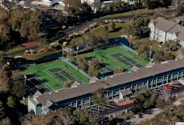 Myrtle Beach Resort Tennis courts