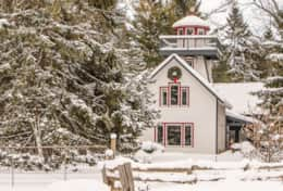Enjoy Bayfield in the Winter!