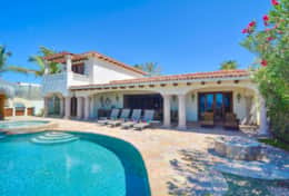 Ocean View Private Villa for Rent Los Cabos