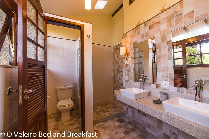 Bathroom - Master Suite