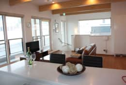 Diamond Dust Furano - 2F Living Dining