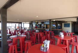 The Quarterdeck Restaurant Bar