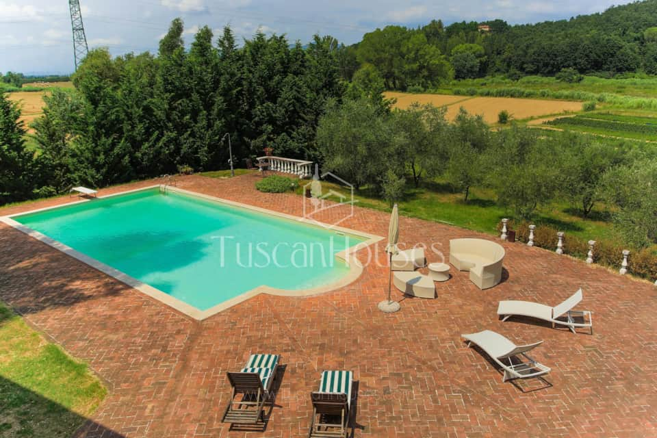 Villa Greta holiday rentals close to Pisa - Villa in Crespina