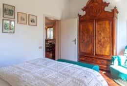 La Casella, double bedroom