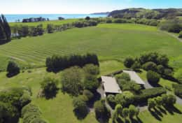 Aerial View from Front Paddock