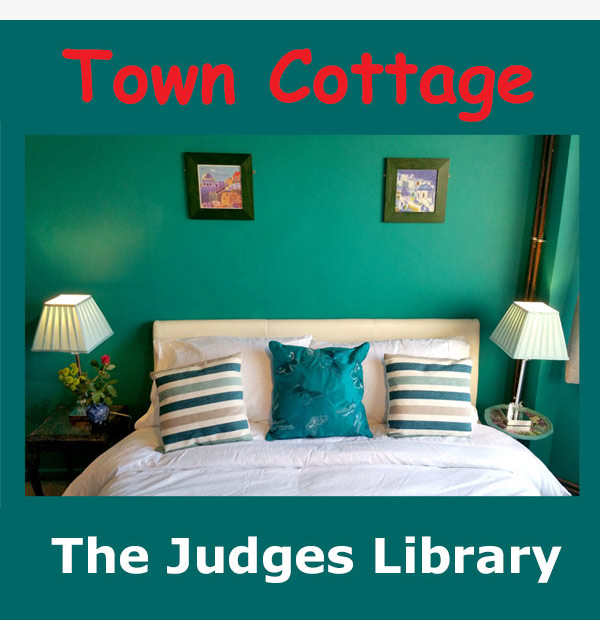 Town Cottage The Judges Library
