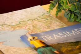 Trasimeno Bungalow maps and turistic information available