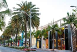 Rodeo Drive Shops and Restaurants