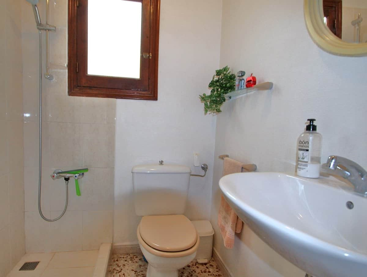 Casita Blanca Bathroom