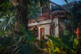 Villa Mar is tucked away in the jungle, minutes from town and the beach.