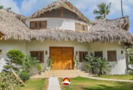 11 Bedroom Beachfront Villa