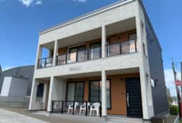 Diamond Dust Furano - facade (1)