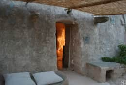 Le Greche - Petrea - bedroom entrance from the outside - Morciano di Leuca - Salento