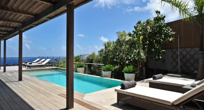 Villa Casa Tigre - Maison de Vacances dans Gustavia