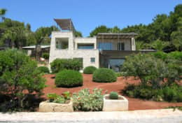Summer House - design villa with private pool and a spectacular view of the ionian sea - Leuca