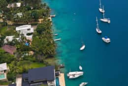 Onyx Harbour Luxury Resort Residences - 5 star accommodations in overlooking Port Vila Harbour