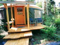 The Huckleberry Yurt