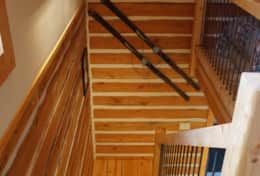 Handcrafted Timber Stairs