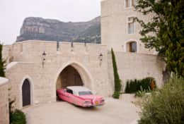 Luxury chateau close to Nice and Cannes