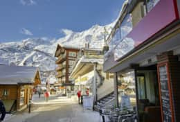 Annapurna - Saas Fee Village 1