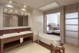 GL 2BR Spa Bathroom