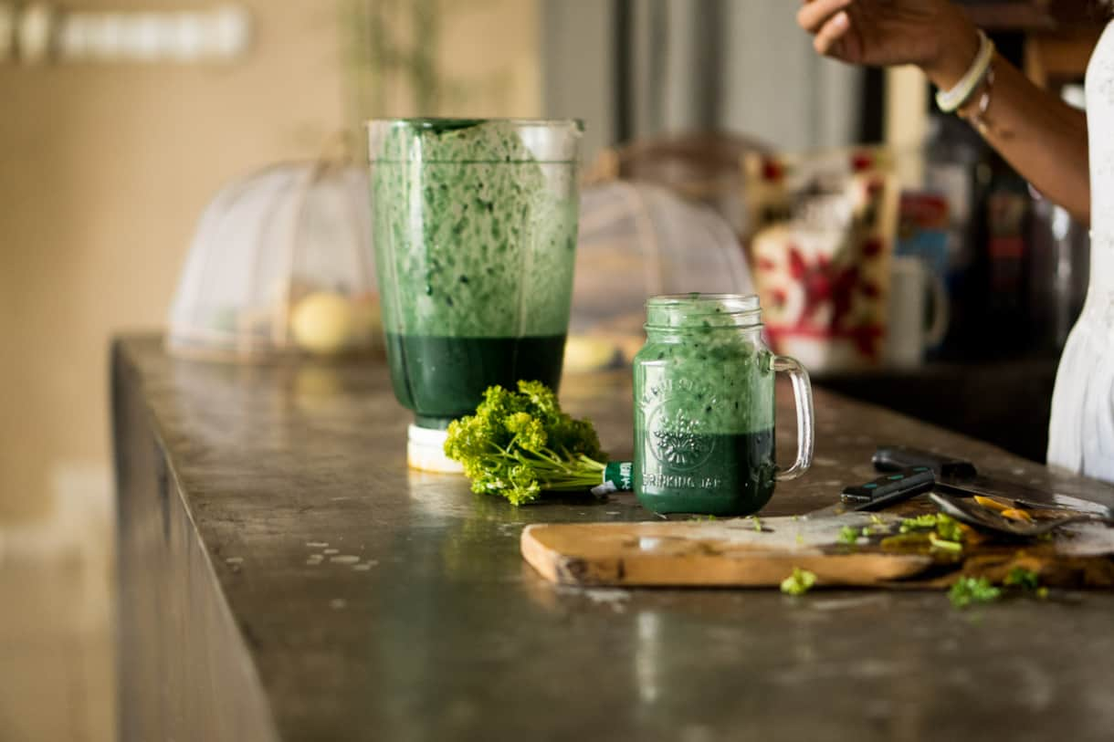 Kitchen Green Juice