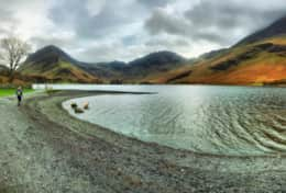 Lovely walk around Buttermere