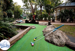 Mini Putt Putt Golf - 16 holes throughout the resort