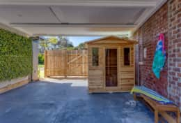 Driftwood House on Anelida - New Sauna - Good House Holiday Rentals