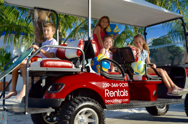 Marco Island golf cart rental