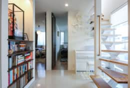 Open Plan | Koenji House| best family stays in Tokyo | Tokyo Family Stays|