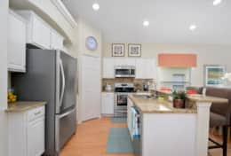Wonderful kitchen equipped with all you could need for meal preparation