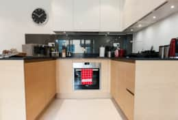 Kitchen, Camstay Riverside, Cambridge
