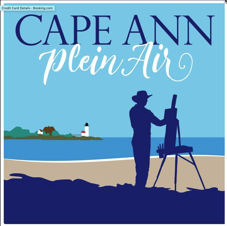 CAPE ANN PLEIN AIR COMPETITION