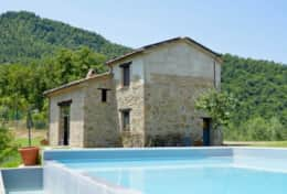 The cottage at Villa Badia