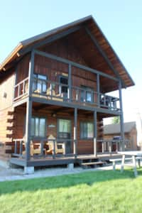 #7 Eagles Nest Cabin (4 Person Maximum Occupancy)