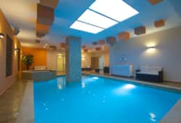 Diamantina Indoor Pool