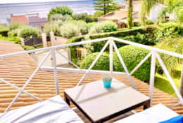Roof top terrace with sea view just for you!